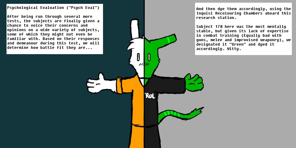 Psych Eval: Control