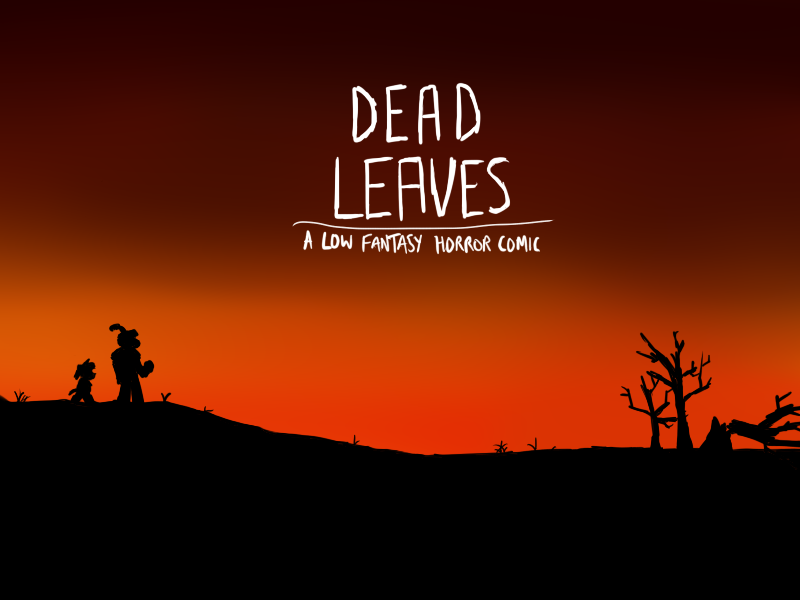 Announcement: Dead Leaves!